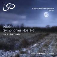 交響曲全集 コリン・デイヴィス&ロンドン交響楽団(3SACD)(+ブルーレイ・オーディオ)