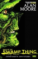 Saga Of The Swamp Thing Tp Book 01(洋書)