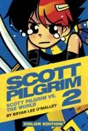 Scott Pilgrim Color Hardcover Volume 2: Vs.The World(洋書)