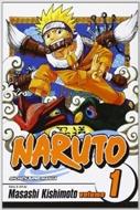 Naruto Gn Vol 01(洋書)