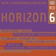 ホライゾン6〜ヤンセン、ユロフスキー、ヤンソンス、ほか(SACD+DVD)