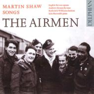The Airmen-songs: S.bevan(S)A.kennedy(T)Roderick Williams(Br)Burnside(P)