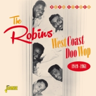 West Coast Doo Wop 1949-1961