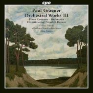 管弦楽作品集第3集〜ピアノ協奏曲、シンフォニエッタ、他 トリエンドル、フランシス&ミュンヘン放送管