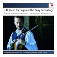 ジュリアーノ・カルミニョーラ/ソニー録音集(7CD)