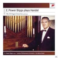 Organ Concertos, etc : Power Biggs(Org)Boult / London Philharmonic, Groves / Royal Philharmonic (4CD)