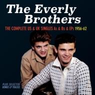Complete Us & Uk Singles As & Bs & Eps 1956-62