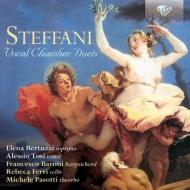 歌と器楽によるデュエット集 ベルトゥッツィ、トーシ、バローニ、他