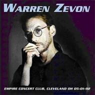 Empire Concert Club, Cleveland Oh, 05-01-92