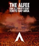 THE ALFEE 1986.8.3 SWEAT&TEARS TOKYO BAY-AREA