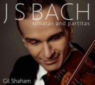 バッハ(1685-1750)/Sonatas & Partitas For Solo Violin: Shaham