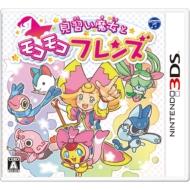 Game Soft (Nintendo 3DS)/見習い魔女とモコモコフレンズ