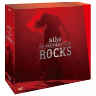 Aiko 15th Anniversary Tour DVD: ROCKS