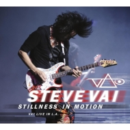 Stillness In Motion: Vai Live In La