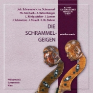 Die Schrammel-geigen: Philharmonia-schrammeln Wien