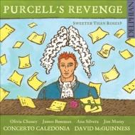 ローチケHMVBaroque Classical/Purcell's Revenge-sweeter Than Rose?: Mcguinness / Concerto Caledonia