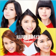 HAPPY 7 DAYS 【通常盤】