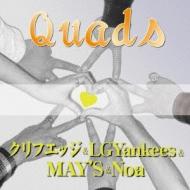 Quads 【初回限定盤】(CD+DVD)