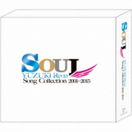 柚希礼音CD-BOX「SOUL-YUZUKI Reon Song Collection 2001〜2015」