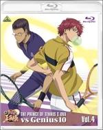 テニスの王子様/新テニスの王子様 Ova Vs Genius10 Vol.4 (Ltd)