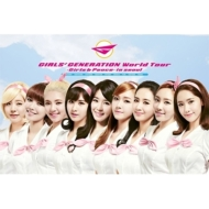 GIRL'S GENERATION World Tour -Girls & Peace in Seoul (2DVD+�t�H�g�u�b�N)