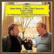 サン=サーンス:チェロ協奏曲第1番、ラロ:チェロ協奏曲、フォーレ:エレジー ハインリヒ・シフ、マッケラス&ニュー・フィルハーモニア管