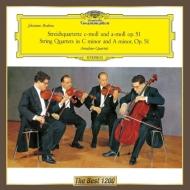 Brahms String Quartet No.3, Dvorak String Quartet No.12 : Amadeus Quartet