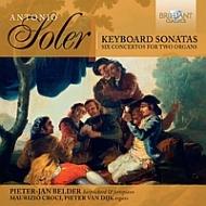 鍵盤楽器のためのソナタ集、2台のオルガンのための協奏曲集 ベルダー、クローチ、ファン・ダイク(9CD)