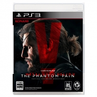 METAL GEAR SOLID V: THE PHANTOM PAIN  通常版
