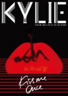 Kiss Me Once Live At The Sse Hydro (+DVD)