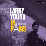 Selections From Larry Young In Paris (10inch 140gr 33rpm)