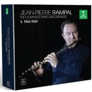 ジャン=ピエール・ランパル/エラート録音全集第2集 1963〜69(20CD)
