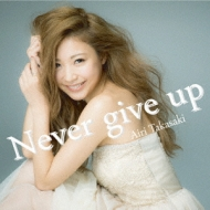 Never give up (+DVD)