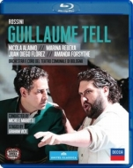 HMV&BOOKS onlineロッシーニ(1792-1868)/Guillaume Tell: Vick Mariotti / Teatro Comunale Di Bologna Alaimo Rebeka Florez For