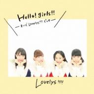 Hello!girls!!-まいどLovelys!!!!でっせ-