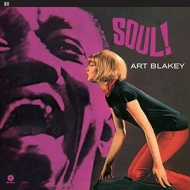 Soul! (180グラム重量盤レコード/waxtime)