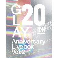20th Anniversary LIVE BOX VOL.2 (Blu-ray)