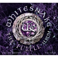 HMV&BOOKS onlineWhitesnake/Purple Album (+dvd)(Dled)