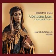 Gottliches Licht-antiphone Psalmen: Ensemble Fur Fruhe Musik Augsburg
