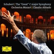 交響曲第9番『グレート』 アバド&モーツァルト管弦楽団