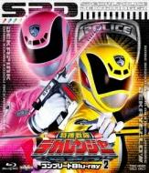スーパー戦隊シリーズ::特捜戦隊デカレンジャー コンプリートBlu-ray2