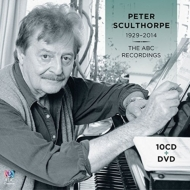 Abc Recordings: Porcelijn / De Waart / Sydney So / Adelaide So Tognetti / Australian Co Etc (+pal-dvd)