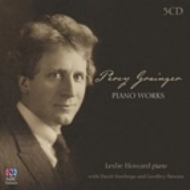 Piano Works: L.howard Stanhope G.parsons