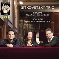Schubert Piano Trio No.2, Brahms Piano Trio No.3 : Sitkovetsky Trio