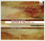 『カストールとポリュックス』全曲 ピション&アンサンブル・ピグマリオン、アインスワース、センペイ(2014 ステレオ)(2CD)
