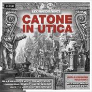 歌劇『ウティカのカトーネ』全曲 ミナージ&イル・ポモ・ドーロ、フアン・サンチョ、ファジョーリ、他(2014 ステレオ)(3CD)