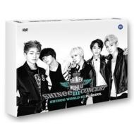 SHINee The 3rd Concert �gSHINee World III in Seoul�h (2DVD+Photo Book)