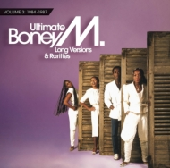 Ultimate Boney M: Long Versions & Rarities Vol 3