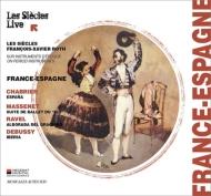 シャブリエ:スペイン、ラヴェル:道化師の朝の歌、ドビュッシー:イベリア、マスネ:『ル・シッド』バレエ組曲 ロト&レ・シエクル
