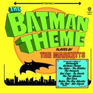 Batman Theme Played By The Marketts: バットマンのテーマ